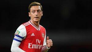 Mesut Özil'den flaş transfer açıklaması