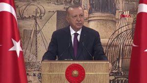 Cumhurbaşkanı Erdoğan: Karadeniz'de 320 milyar metreküp doğalgaz keşfettik