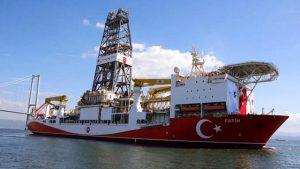 """""""Türkiye doğal gaz arama çalışmalarında İngiltere ve Norveç'e fark attı"""""""