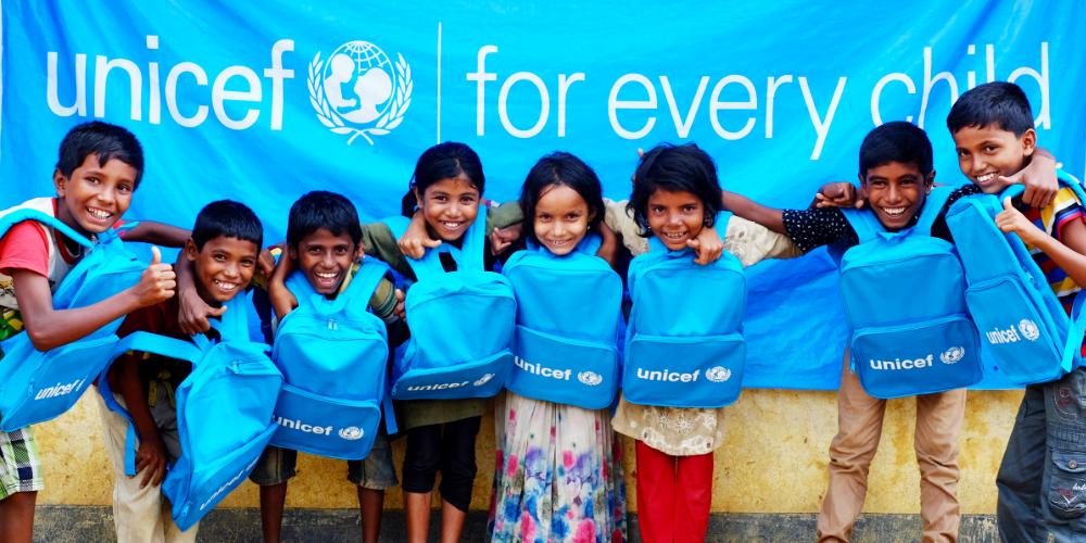 """UNICEF: """"463 milyon çocuk Covid-19 salgınında uzaktan eğitimden de mahrum kaldı"""""""