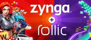Zynga Türk oyun şirketi Rollic Games'i satın aldı