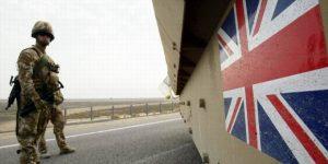 Bağdat'ta İngiliz diplomatlara saldırı iddiası