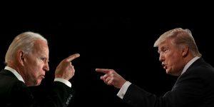 Trump-Biden tartışmasında hakaretler havada uçuştu: 'Akıllı değilsin', 'Palyaço', 'Putin'in finosu'