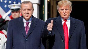 """Trump'tan Erdoğan yorumu: """"Bir lider ne kadar sert ve acımasızsa, o kadar iyi anlaşıyorum"""""""