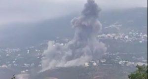 Lübnan'da patlama