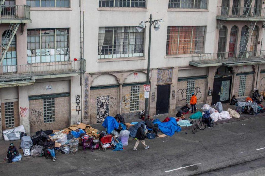 New York'ta 100 binden fazla 'evsiz' öğrenci yaşıyor