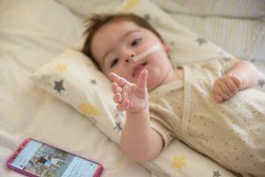 10-month-old Metehan needs your help