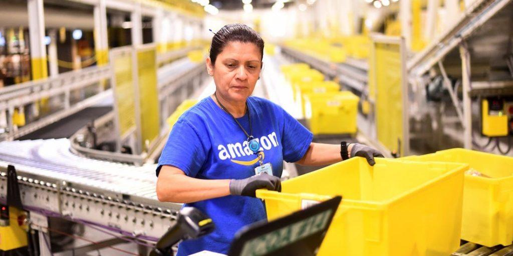Amazon, 100 bin kişiyi işe alacak
