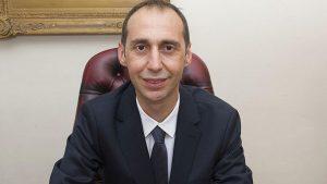 Turkey's new Consul General to London Bakir Utku Atahan