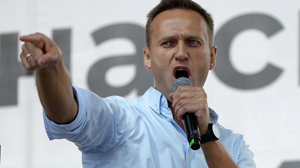 Zehirlenen Rus muhalif lider taburcu oldu, Kremlin'den 'Rusya'ya dönebilir' açıklaması geldi