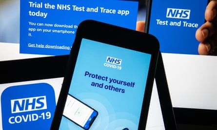 England and Wales' contact-tracing app gets launch date