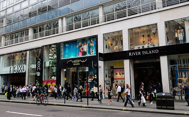 Shops in England can open 24 hours a day over Christmas