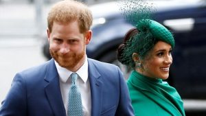 Prens Harry ve Meghan Markle bir dizi program için Netflix ile anlaştı