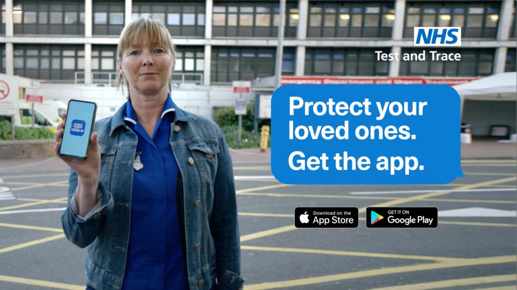 İngiltere'de mobil 'Covid-19 temas ve izleme' uygulaması devreye girdi