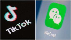 TikTok ve WeChat 20 Eylül'den itibaren yasaklanıyor