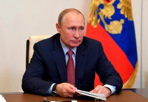 Putin, 2021 Nobel Barış Ödülü'ne aday gösterildi!
