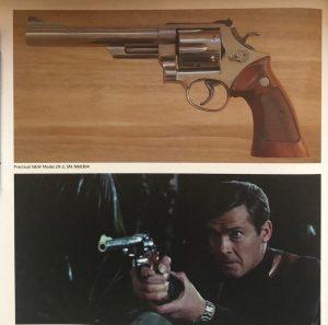 Enfield'de polis James Bond'un çalınan silahlarını arıyor