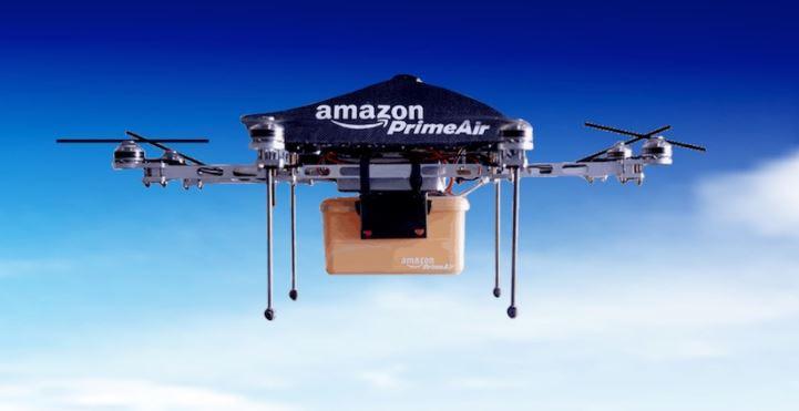 Amazon drone ile teslimat için onay aldı