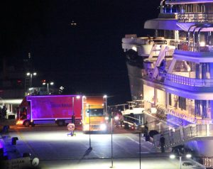 Katar Kraliyet Ailesi iki kamyon eşyayla Bodrum'da tatil yapıyor