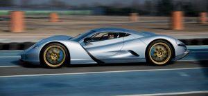 Dünyanın en pahalı elektrikli otomobili satış için hazır