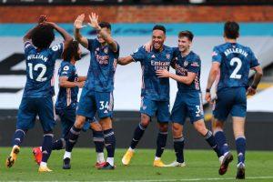 İngiltere Premier Lig'in açılış maçında kazanan Arsenal