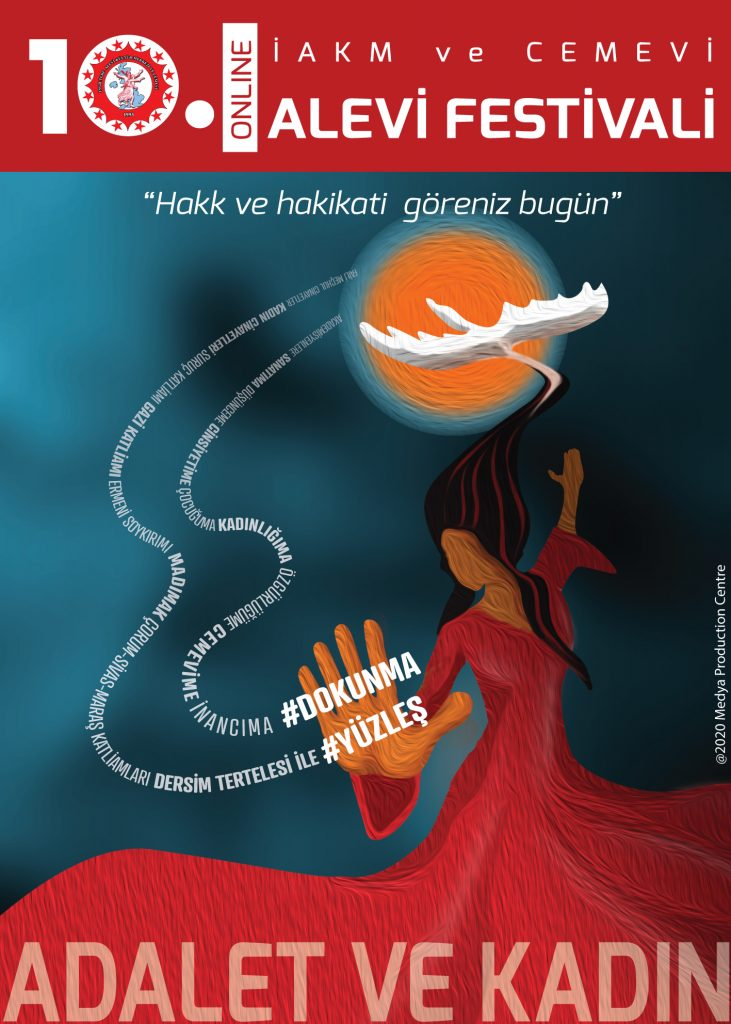 10th Alevi festival will take place online