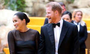 Harry and Meghan sign production deal with Netflix