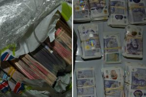 Turkish lorry drivers caught with over £1m at Dover