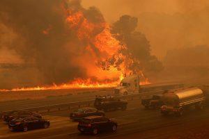 ABD'de çıkan orman yangınlarında ölü sayısı 15'e yükseldi