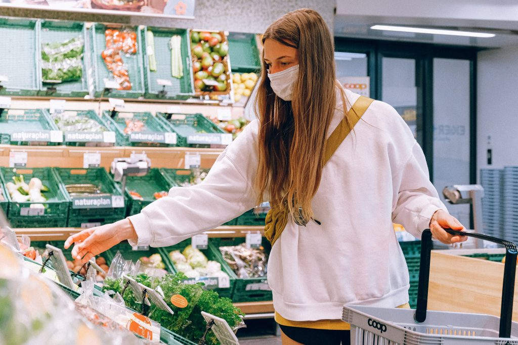 Supermarkets start to limit sales of some items
