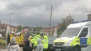 Londra'da narkotik operasyonunda 11 polis yaralandı
