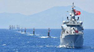 Türkiye, Doğu Akdeniz'de 12-14 Eylül arasında atış eğitimi için yeni NAVTEX ilan etti