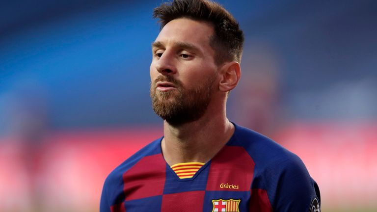 Lionel Messi Manchester City'nin teklifini kabul etti