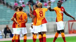 Galatasaray, Neftçi Bakü'yü 3-1 mağlup etti