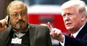 """""""Trump, Kaşıkçı cinayetinin ardından Muhammed bin Selman için 'onun kıçını ben kurtardım' dedi"""""""