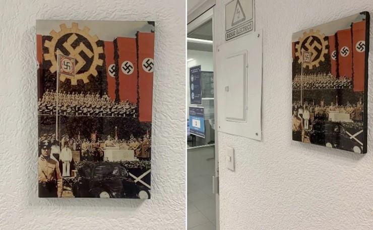 Volkswagen, Nazi posterleri asan bayisiyle ilişiğini kesti