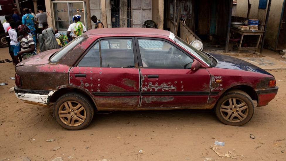 Zengin ülkelerdeki çevreyi kirleten eski araçlar Afrika'ya satılıyor