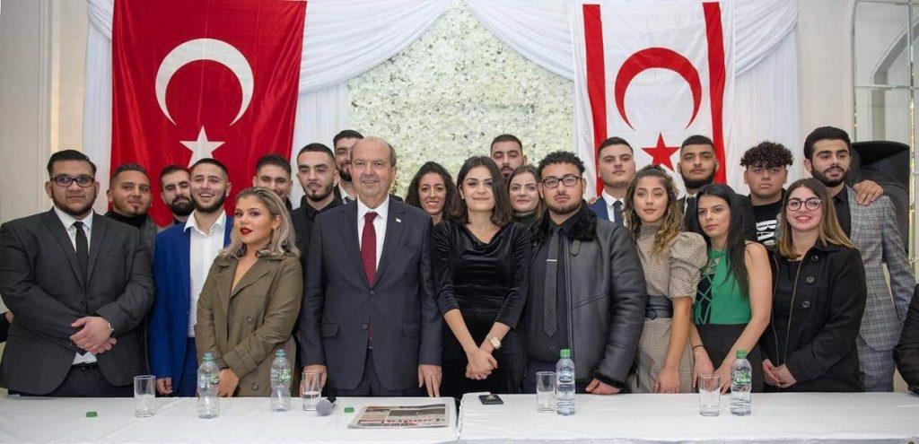 İngiltere'den KKTC Cumhurbaşkanı seçilen Ersin Tatar'a tebrik mesajı