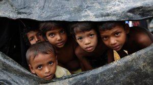 BM: Myanmar ordusu çocukları 'canlı kalkan' yaptı