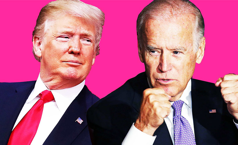 Trump ve Biden, seçimler öncesi son kez karşı karşıya geliyor