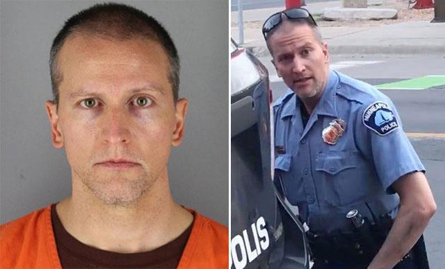 George Floyd davasında kritik gelişme: Derek Chauvin'in suçlaması düşürüldü