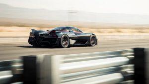 SSC Tuatara, 508.72 km/s ile dünyanın en hızlı otomobili oldu