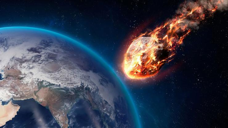 Dünya'ya yaklaşan gök cisminin eski bir roket parçası olduğu öne sürüldü