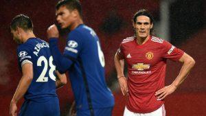 Manchester United, Chelsea ile 0-0 beraber kaldı