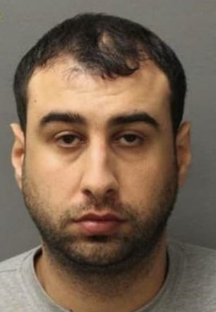 Man wanted for 5 years is jailed for 5 years