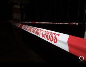 Morden bıçaklama: 1 ölü, 1 ağır yaralı