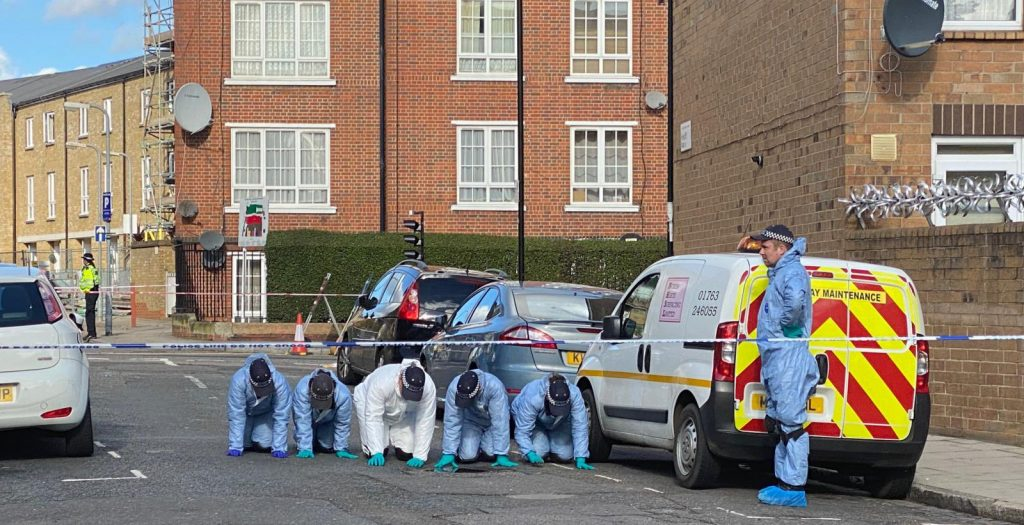 Police appeal after man shot in Hackney