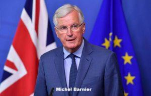 Brexit anlaşmasına bir şans daha verilecek: AB Başmüzakerecisi Barnier Londra'da