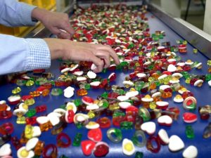 Covid-19: Haribo staff test positive in Pontefract