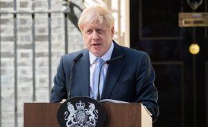 Başbakan Johnson: Doğu Akdeniz'de iki tarafla da çalışmalarımızı sürdüreceğiz